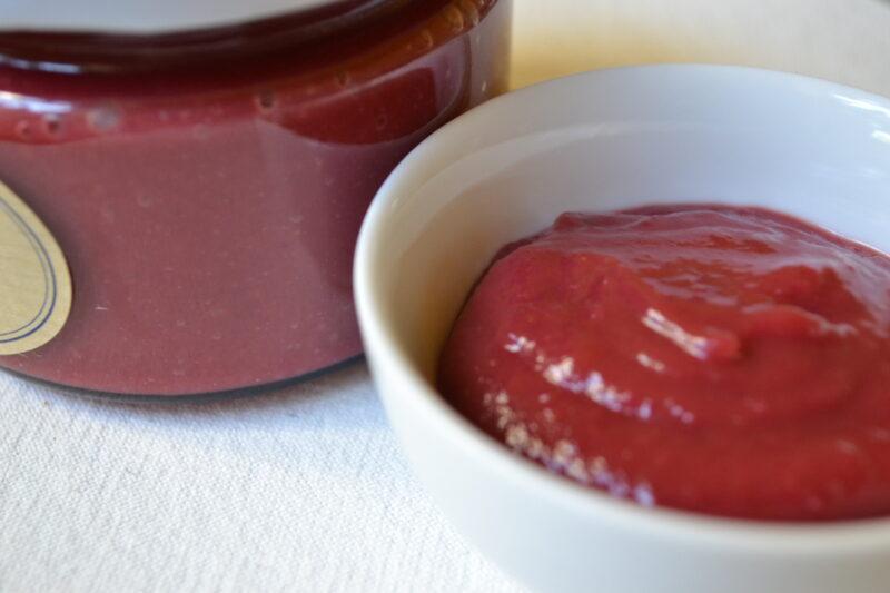 Kirschen Ketchup