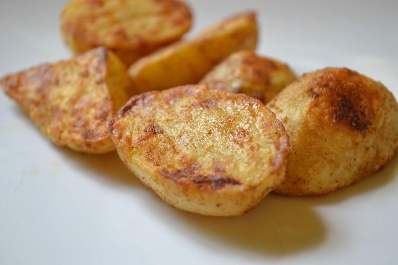 Backrohrkartoffel