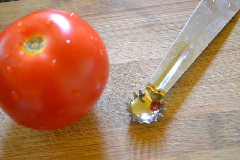 Tomaten Erdbeerhai