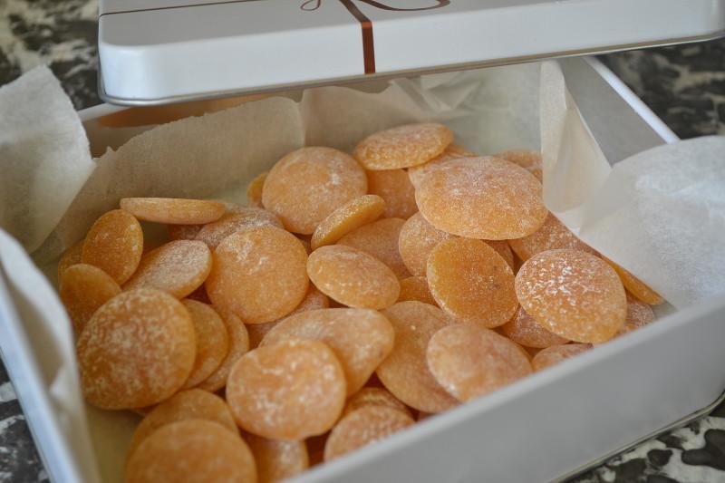 Vitamin C Spender - Sanddornzuckerl