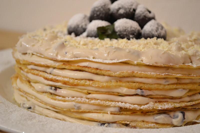 Palatschinken Torte
